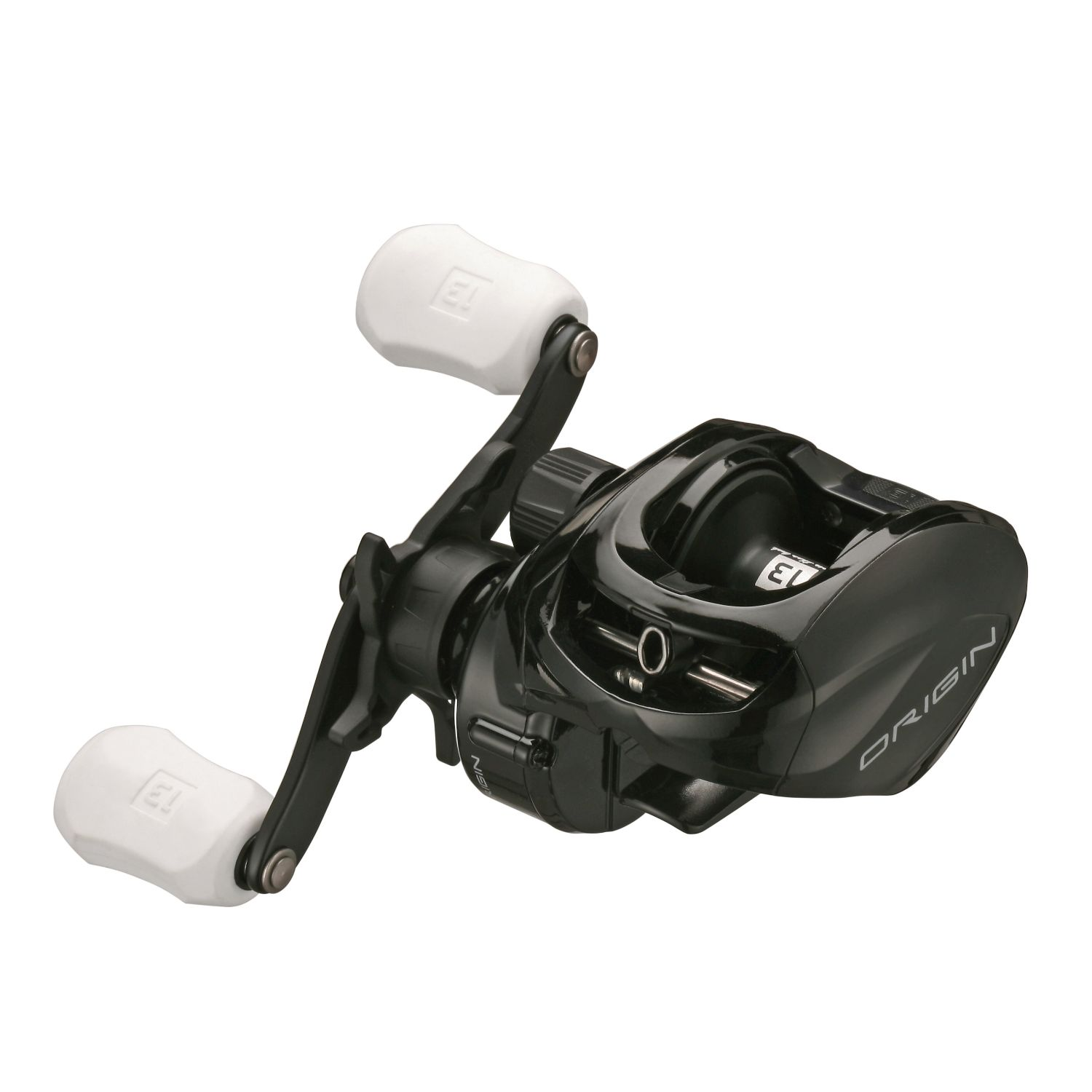 13 Fishing ORIGIN A Baitcast Reel  6.6:1 RH