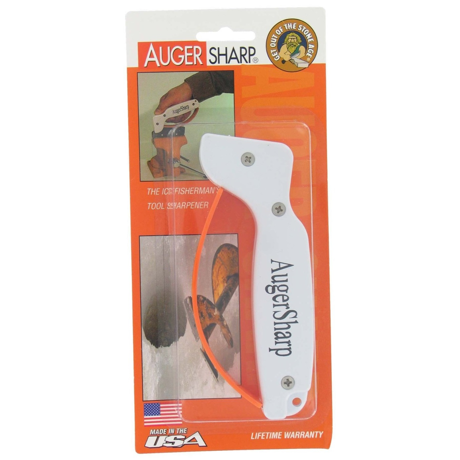 AccuSharp AugerSharp Ice Auger Tool Sharpener