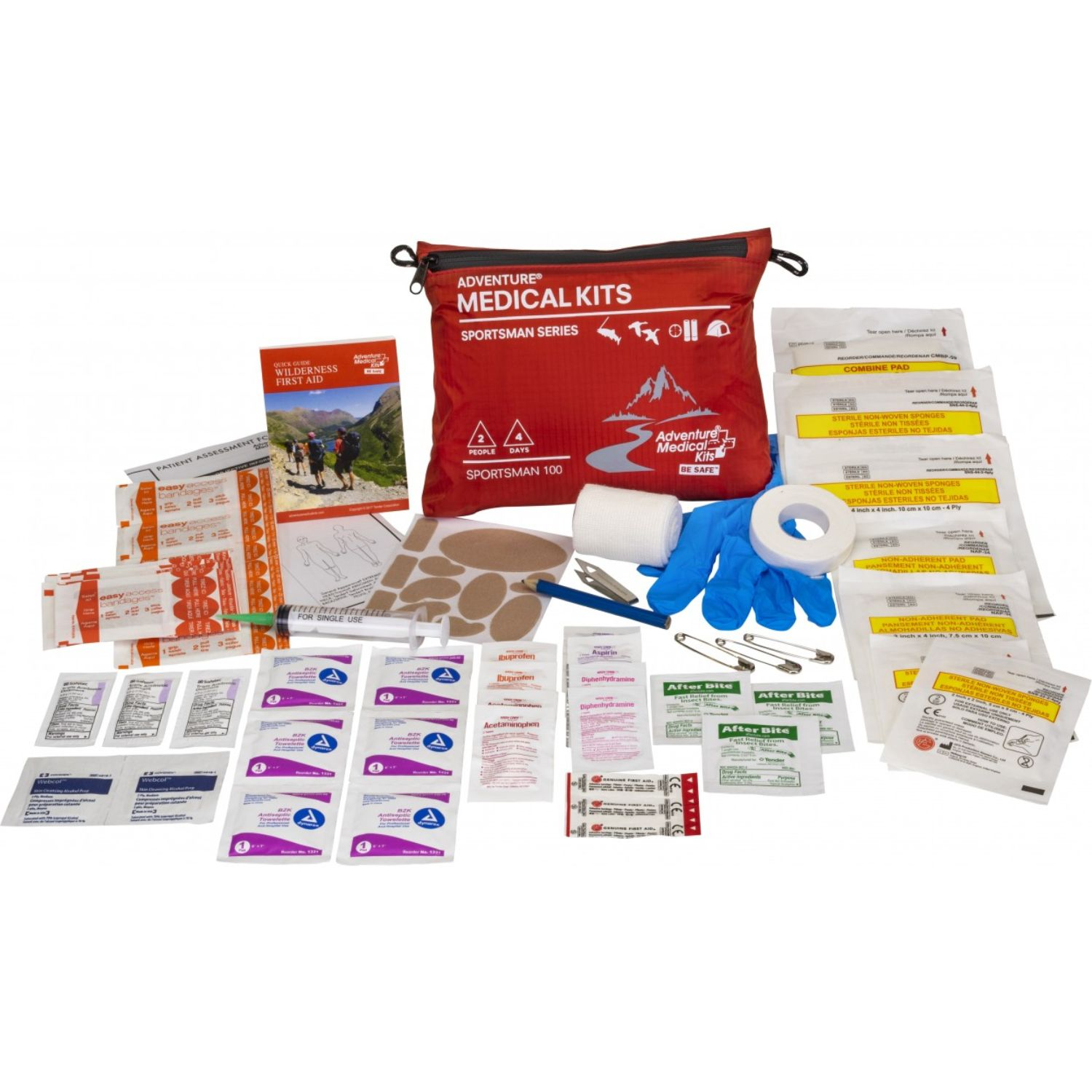 AMK Sportsman 100 Medical Kit