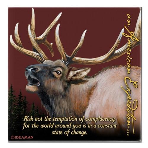 Hunters Specialties 70374 Qwik Bugle W//Mac Daddy Combo Elk//Cow Call