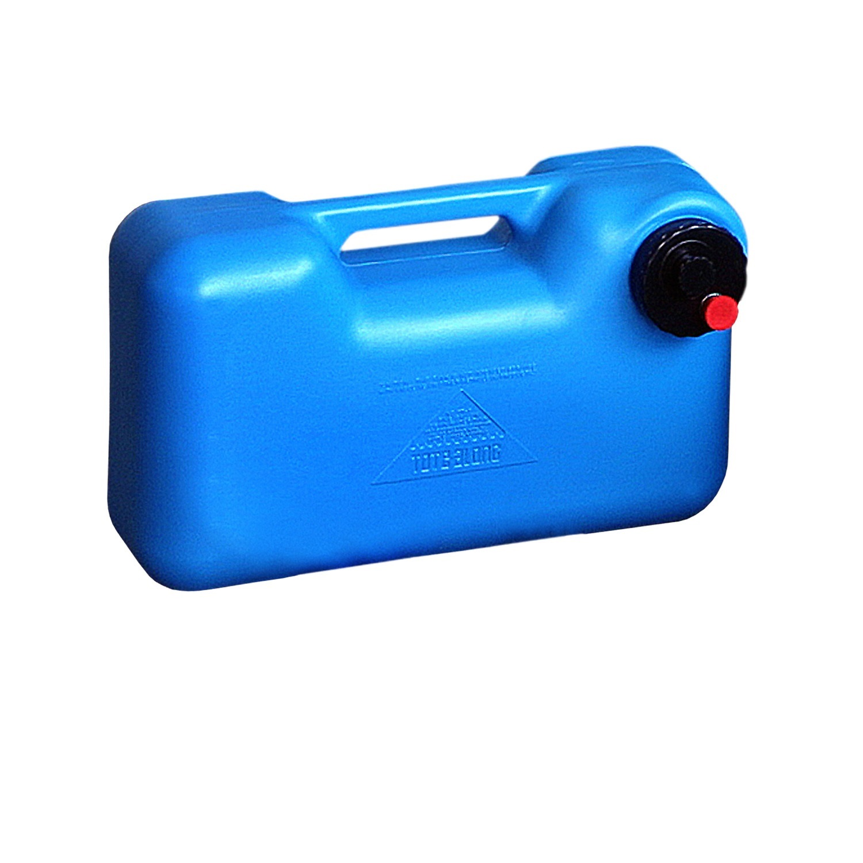 Barker 5 Gallon Tote-Along Drain Water Tank