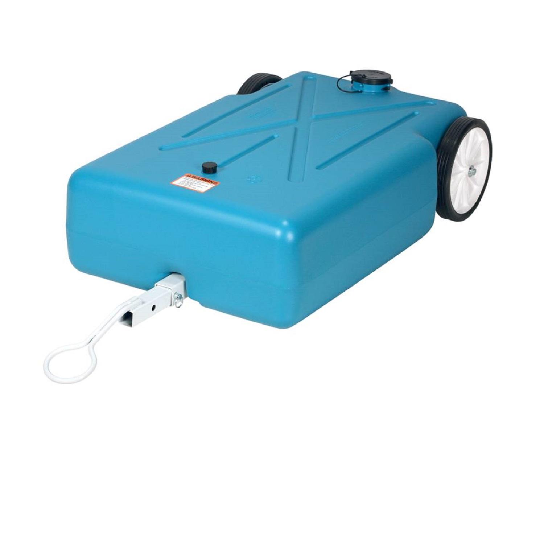 Barker 30 Gallon Tote-Along Drain Water Tank