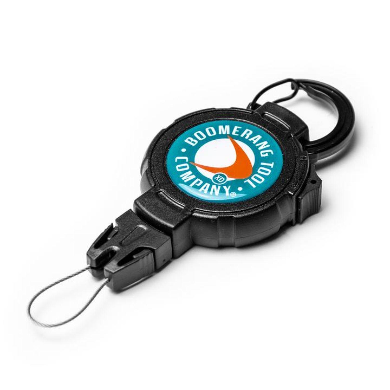 Boomerang Fishing Gear Tether XD 14 oz 36 inch Carabiner