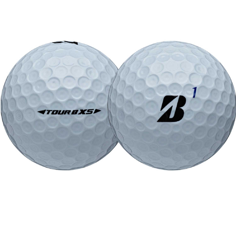 Bridgestone Tour B XS Golf Balls-Dozen White