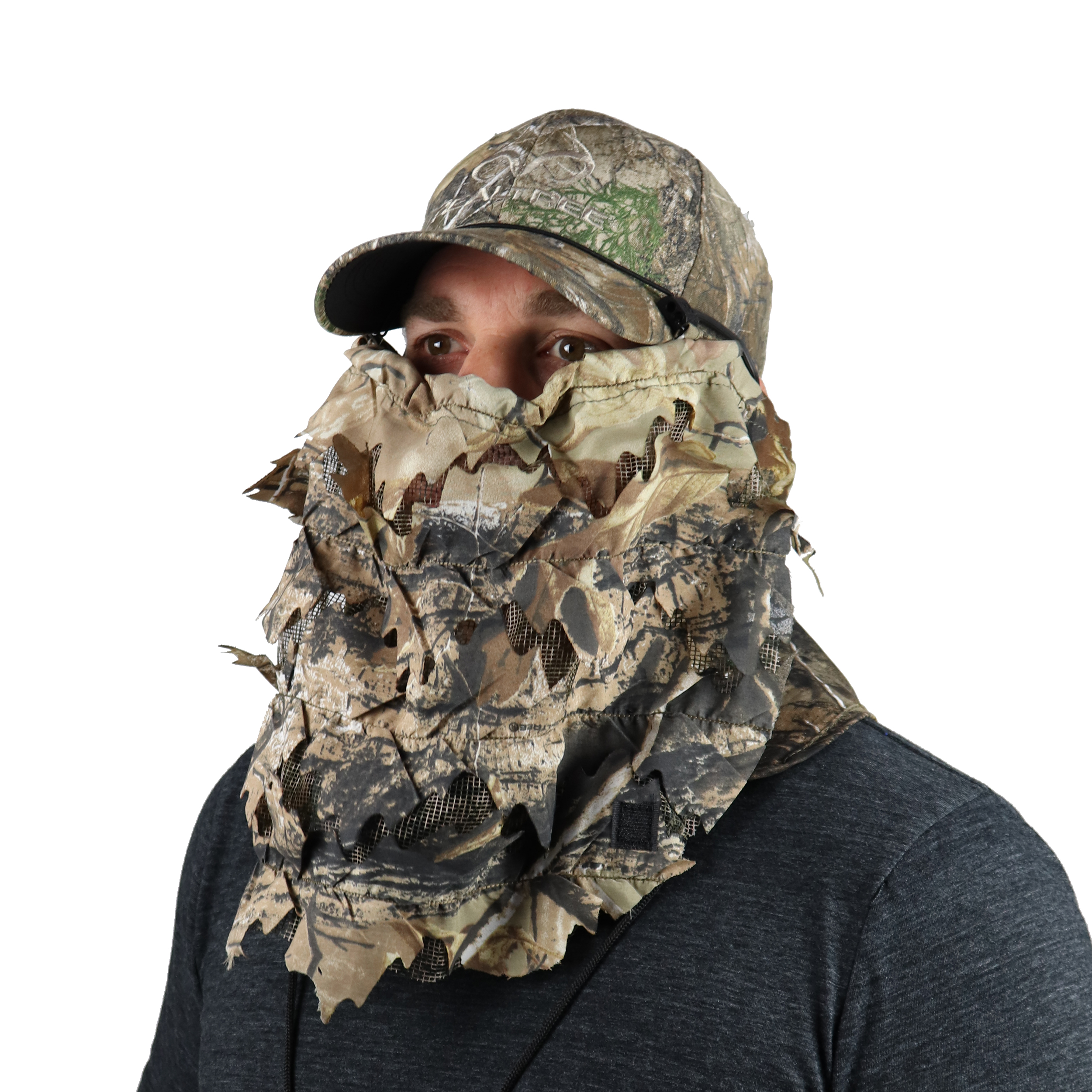 BunkerHead Realtree AP Leafy and Cotton System