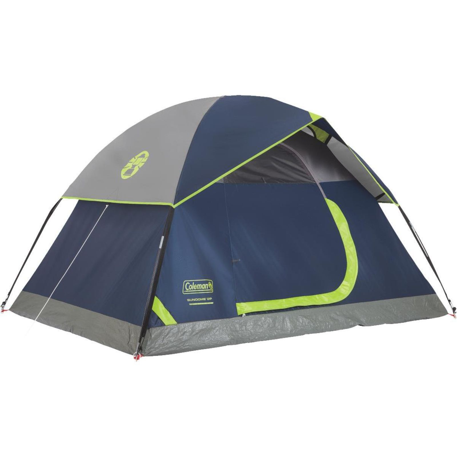Coleman Tent 7X5 Sundome 2P Navy Grey C004