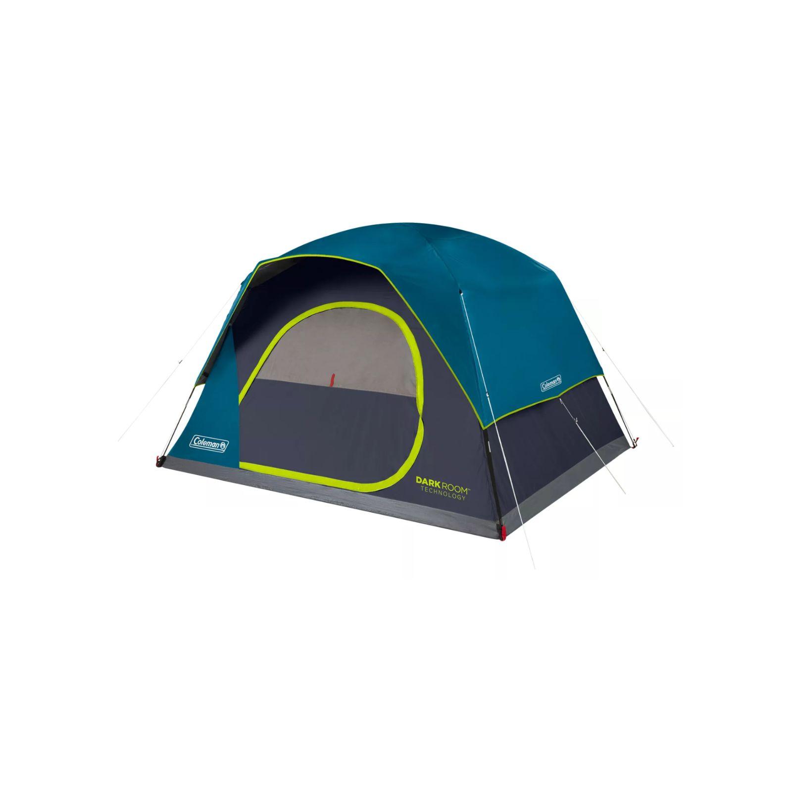 Coleman Skydome Tent 6P Darkroom C002