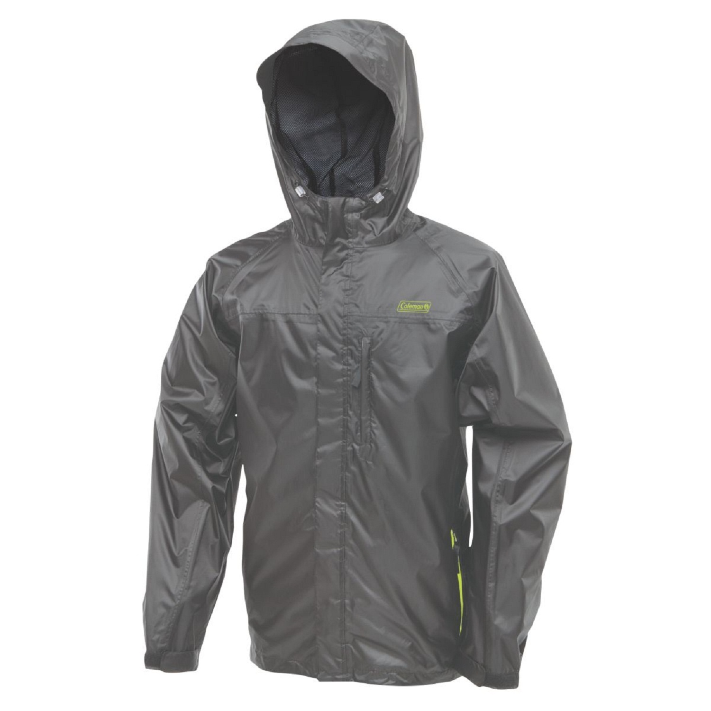 Coleman Rainwear Danum Jacket Grey/Green X-Large
