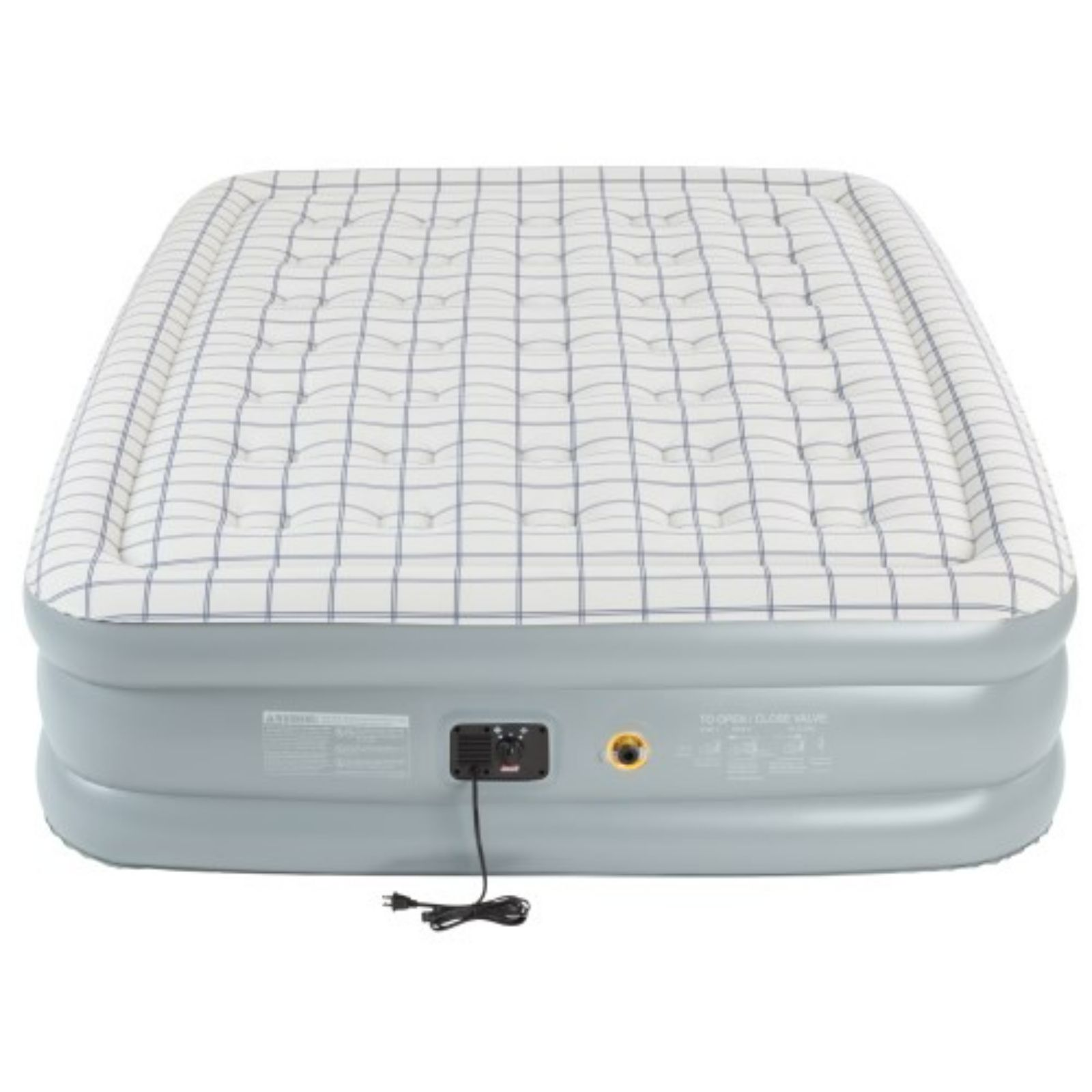 Coleman Airbed Queen Dh 120V Bip  C002