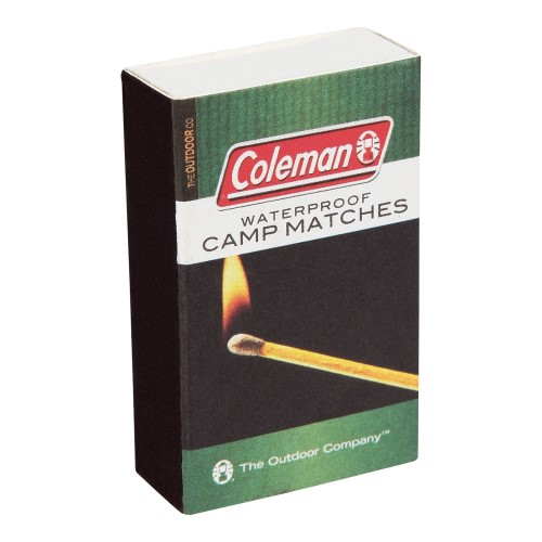 Coleman 4 Pack Waterproof Matches