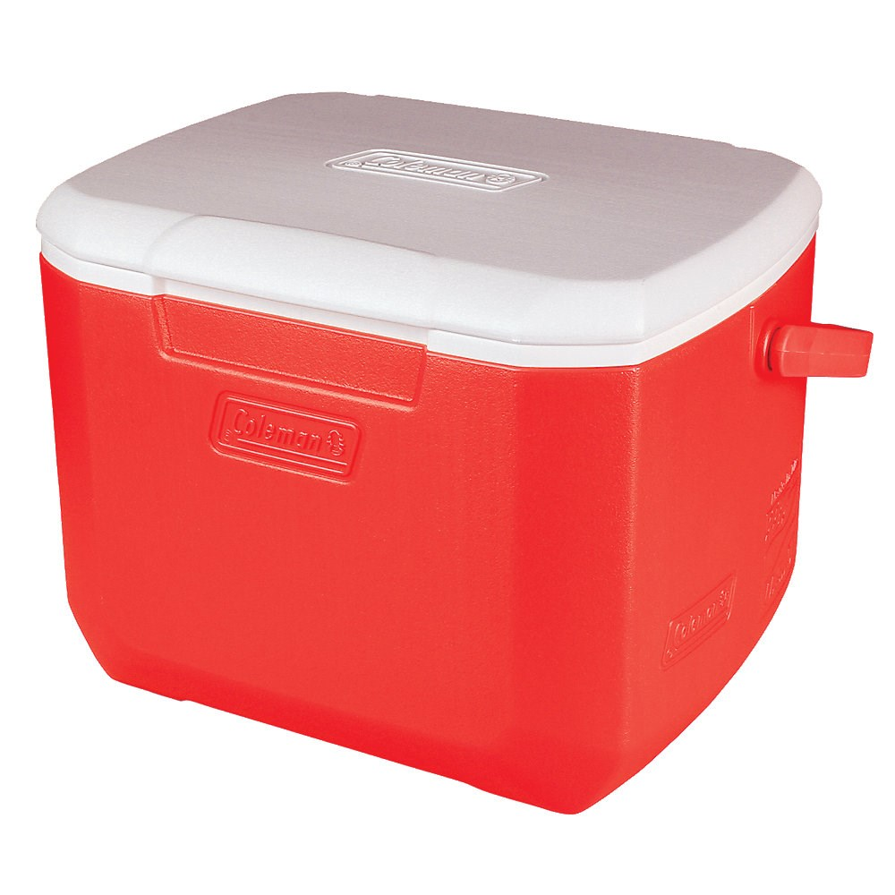 Coleman 16 Quart Excursion Personal Cooler Red