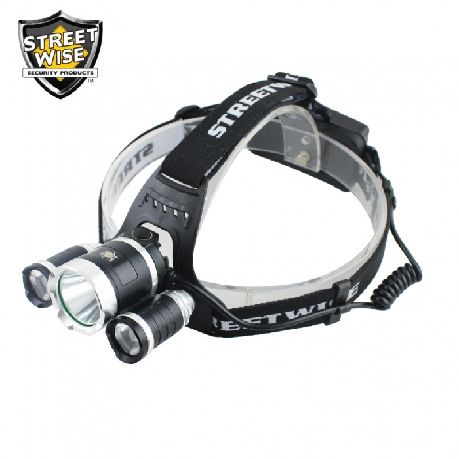 Streetwise Extreme T6 LED Head Light