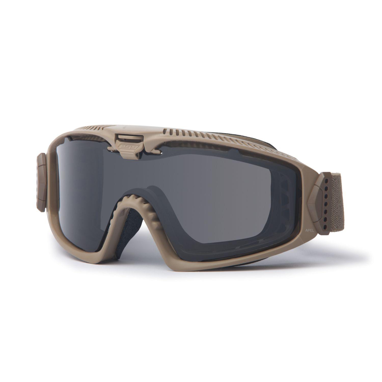 ESS Influx Goggle Terrain Tan