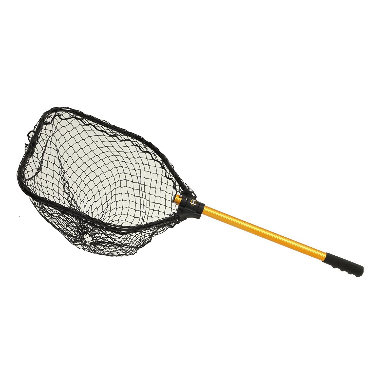 Frabill Power Stow Net 20x24 Hoop 36in Sliding Handle