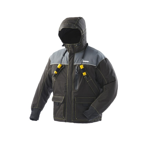 Frabill Jacket I3 Black Large