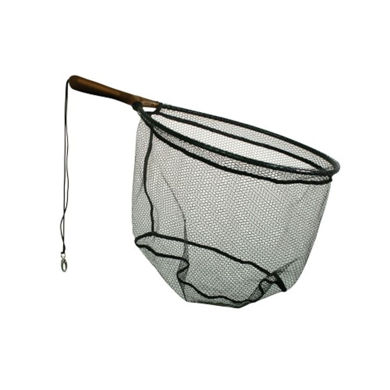 Frabill Trout Net 11in.X15in. Rubber Handle