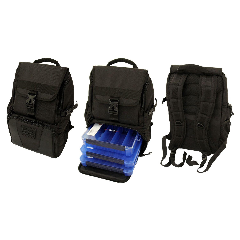 Gamakatsu Backpack Tackle Storage