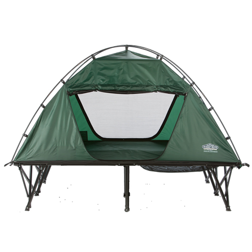 Kamp-Rite Compact Double Tent Cot w R F   DCTC343