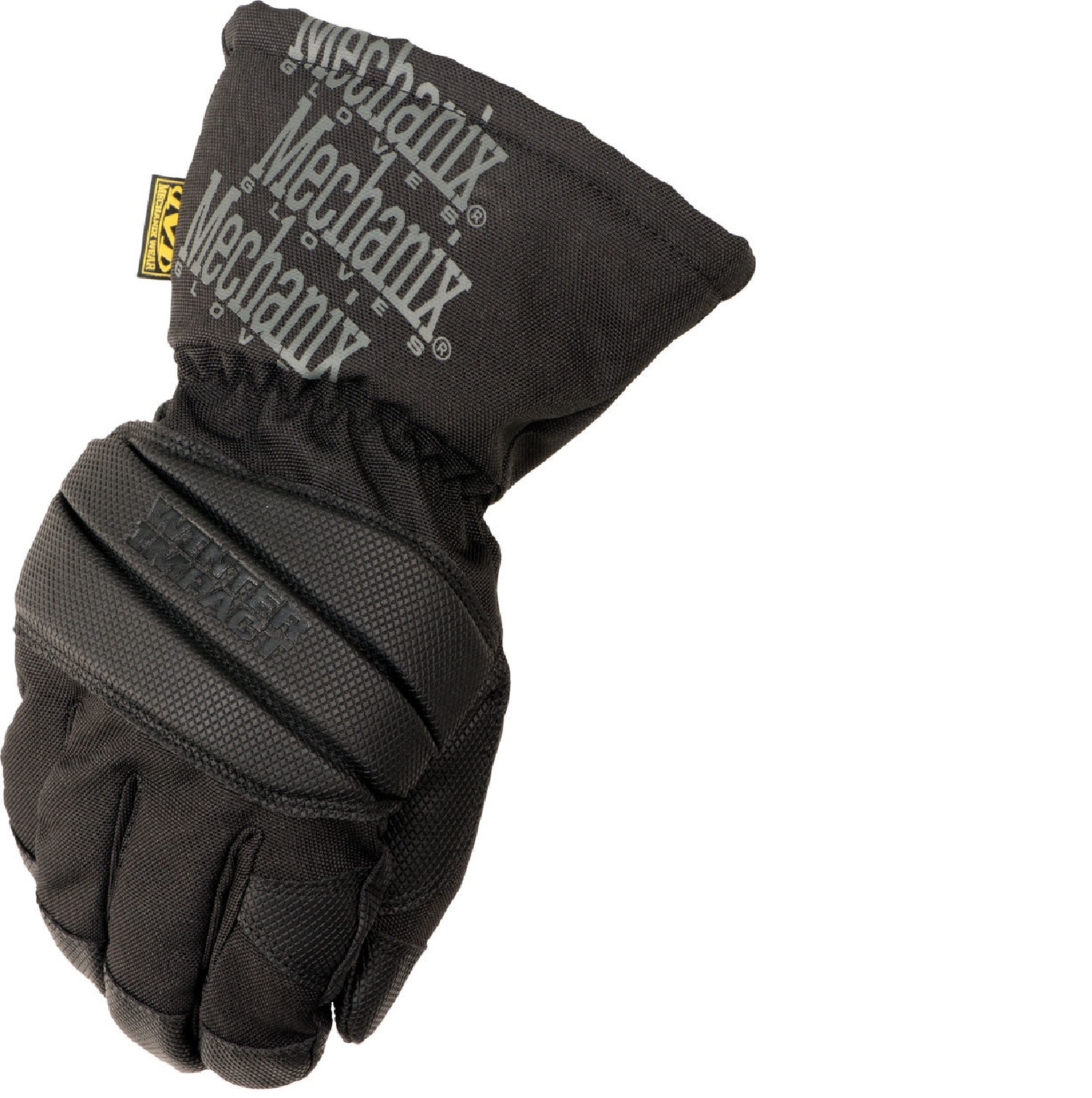 Mechanix Winter Impact Glove Black Medium