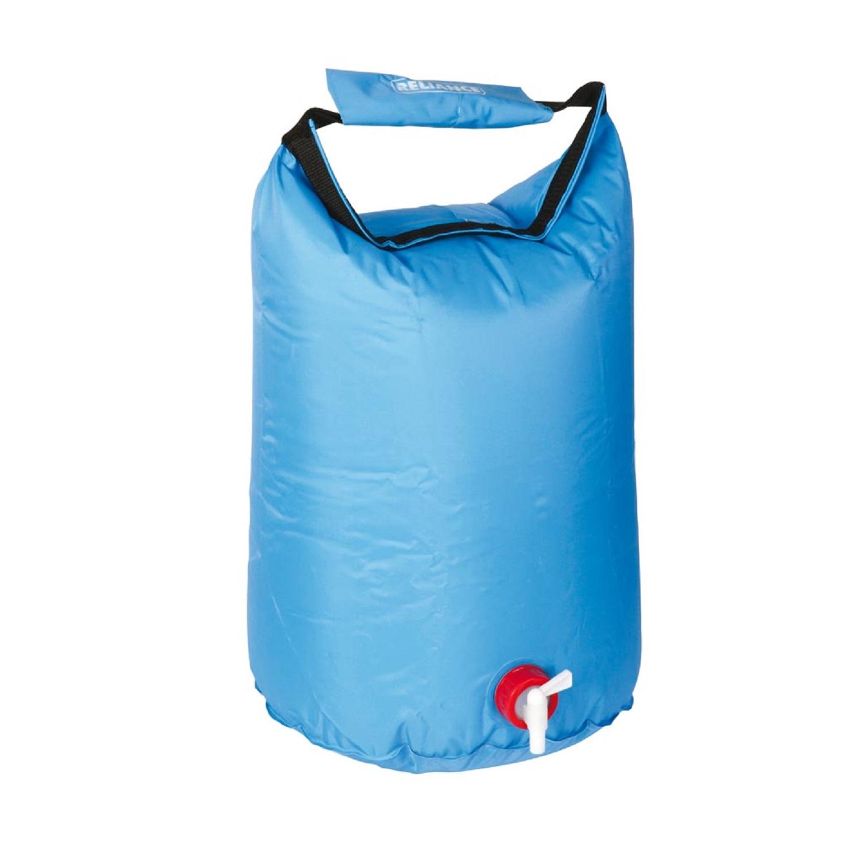 Reliance Aqua Sak Nylon Collapsible Water Container 5 Gallon