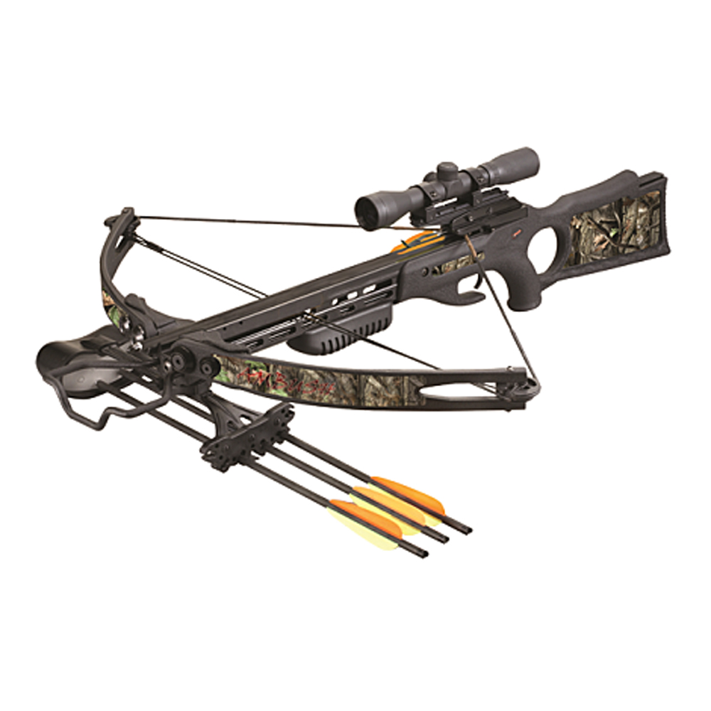 SA Sports Ambush 544 Compound Crossbow Package, 285 Feet per