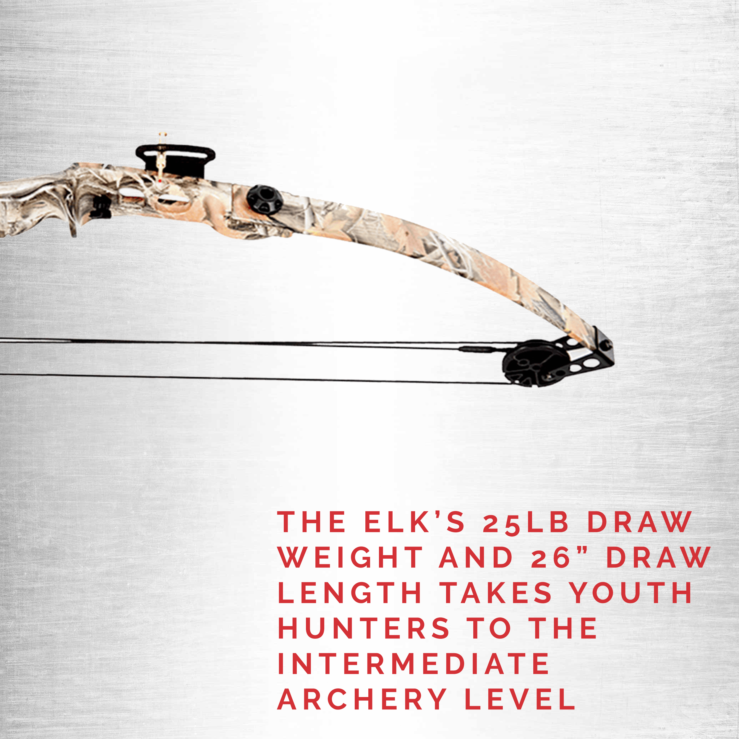 SA-Sports-Elk-Youth-Compound-Bow-Set-564-Right-Handed-Camo thumbnail 4