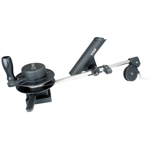Scotty Depthmaster Manual Downrigger wRod Holder