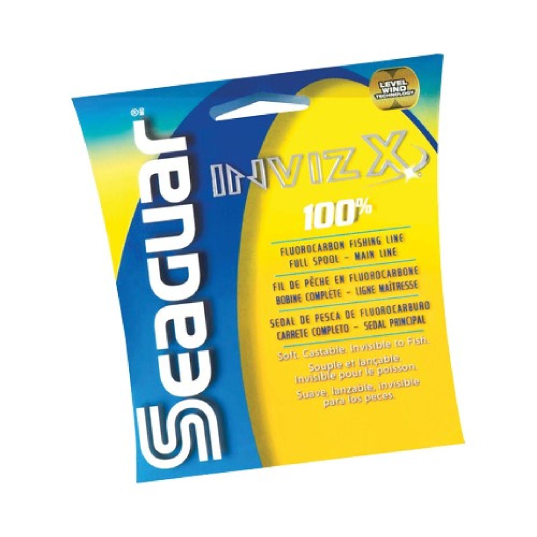 Seaguar Invizx 100  Fluoro 200yd 12lb 12VZ200