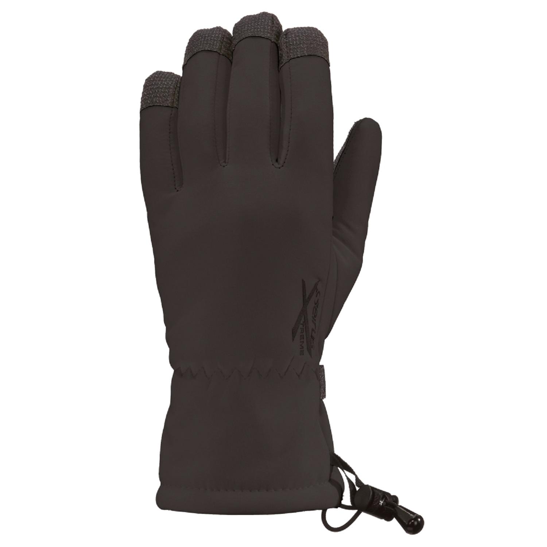 Seirus HWS Workman Xtreme Mens Glove Gauntlet Kevlar-Blk-Md