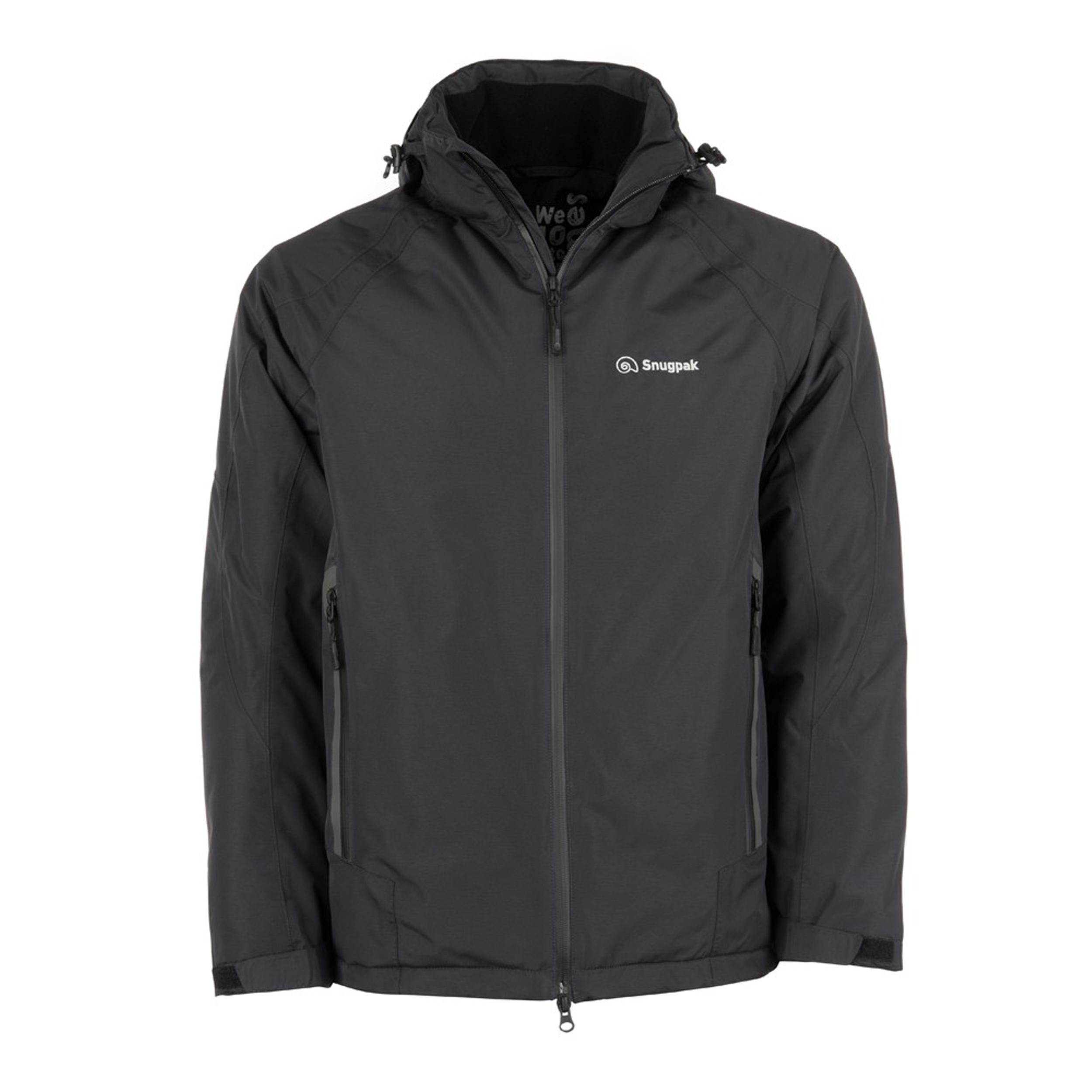 Snugpak Torrent Waterproof Jacket Black SM