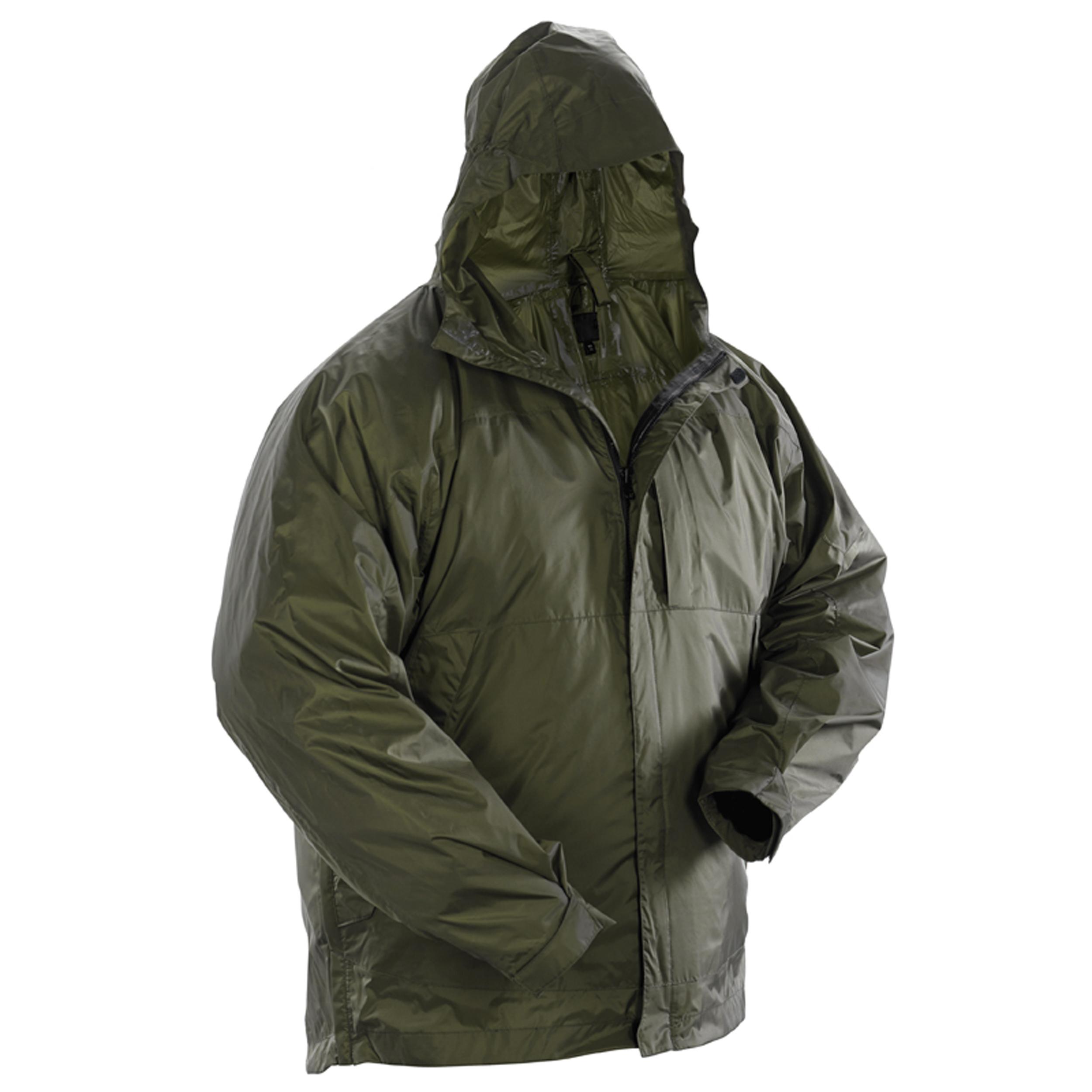 Snugpak Rj1 Rain Jacket Olive Sm