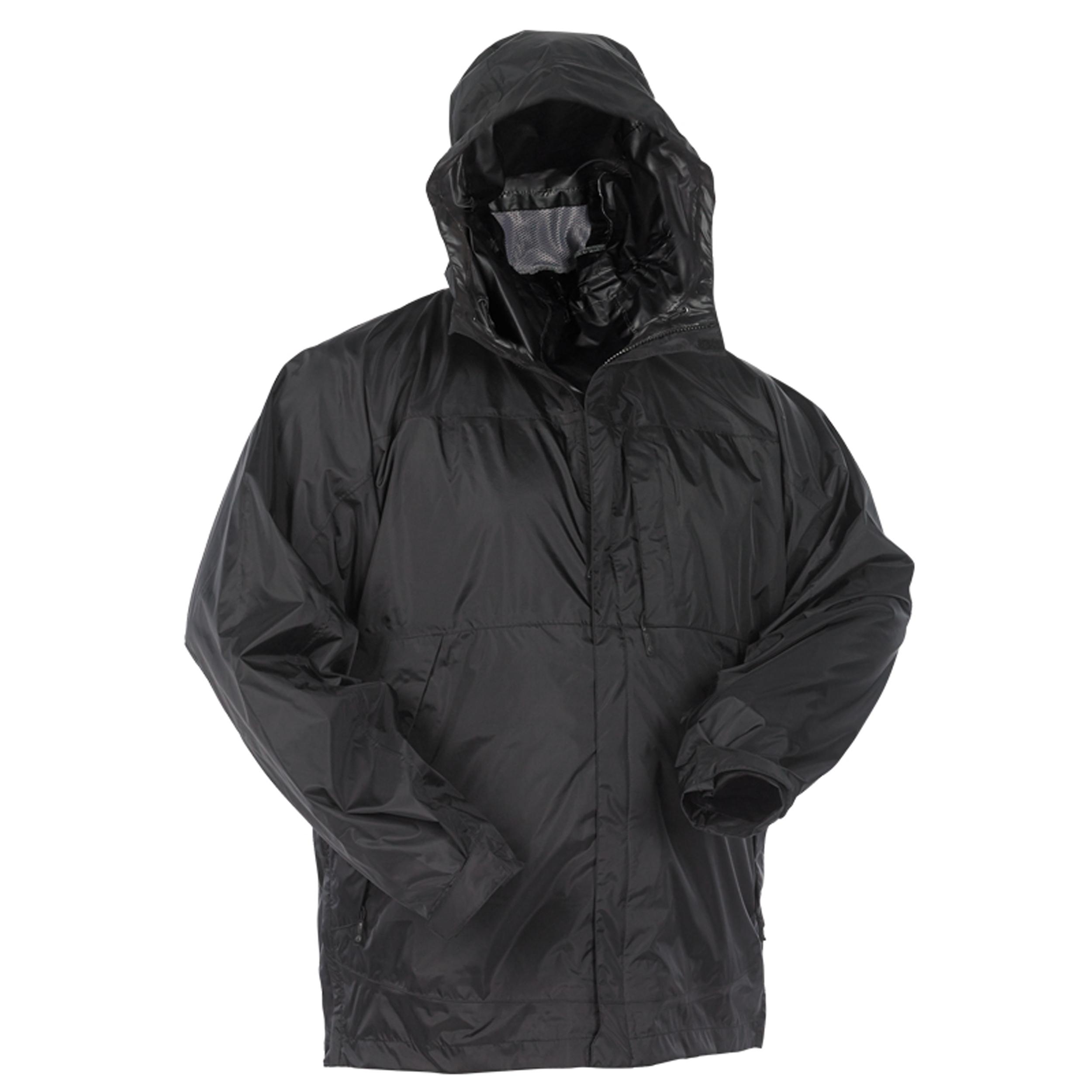 Snugpak Rj1 Rain Jacket Black Xxl
