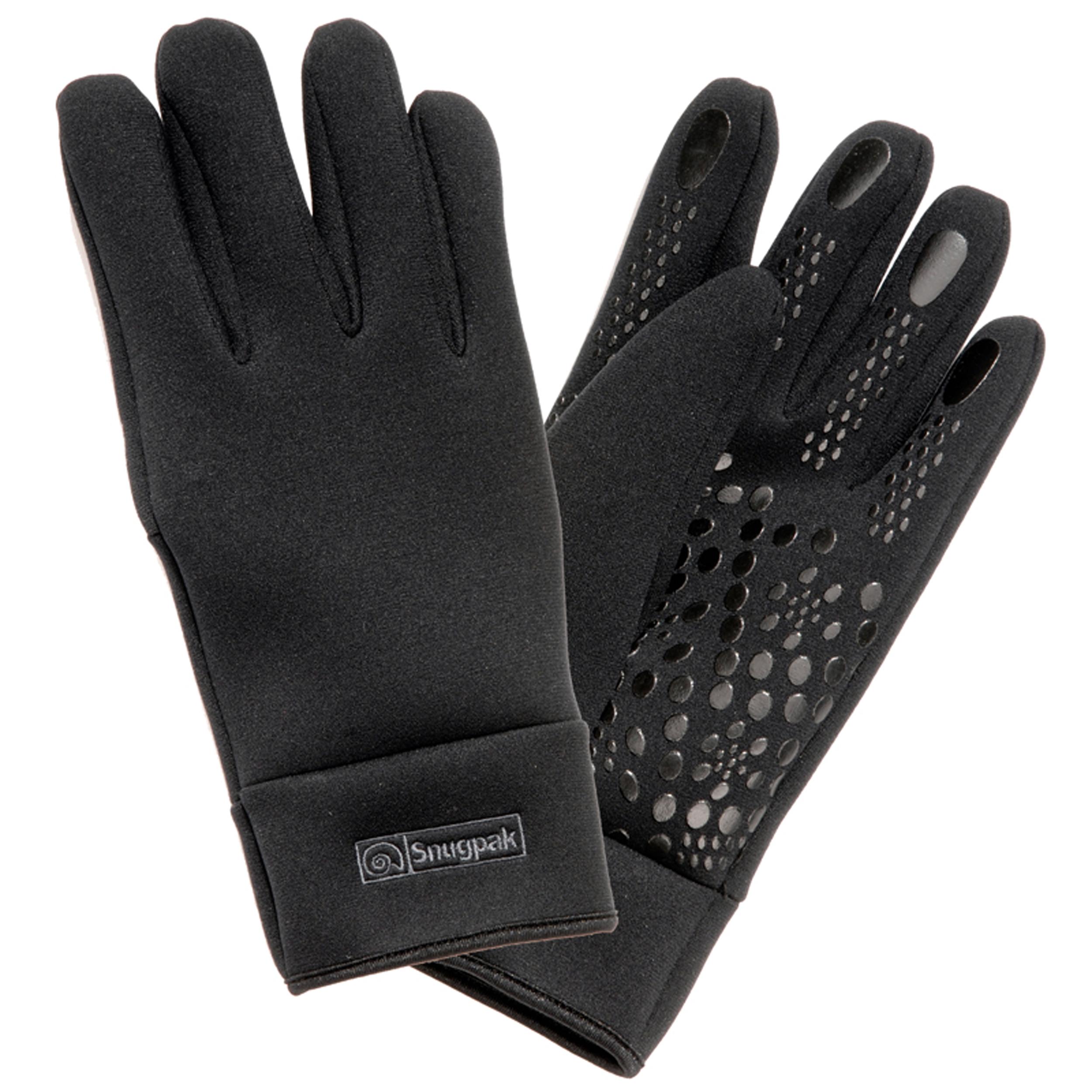 Snugpak Geogrip Glove Black Lg Xl