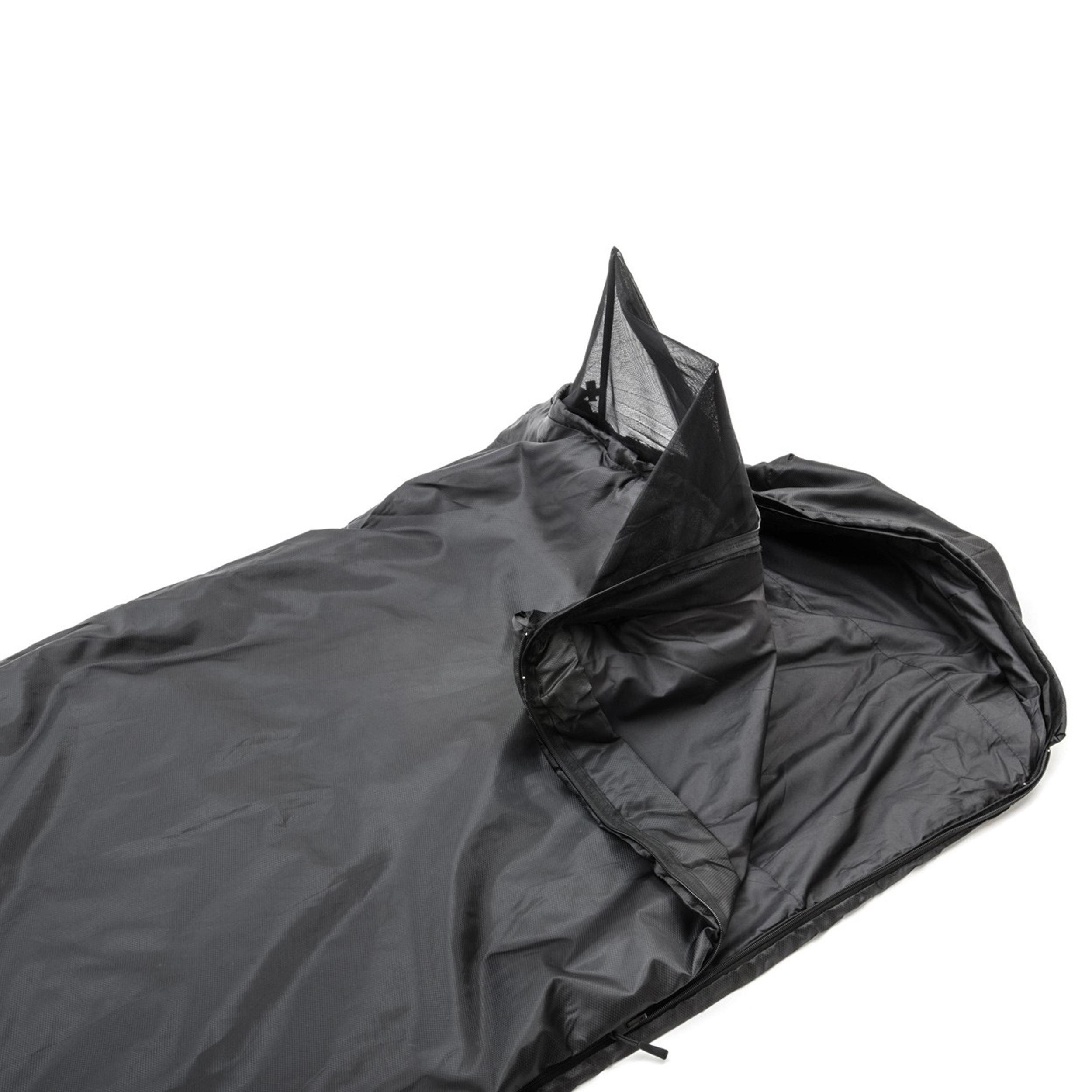 Snugpak Jungle bag Sleeping Bag Ideal For the Tropics Roll Up Mosquito Net