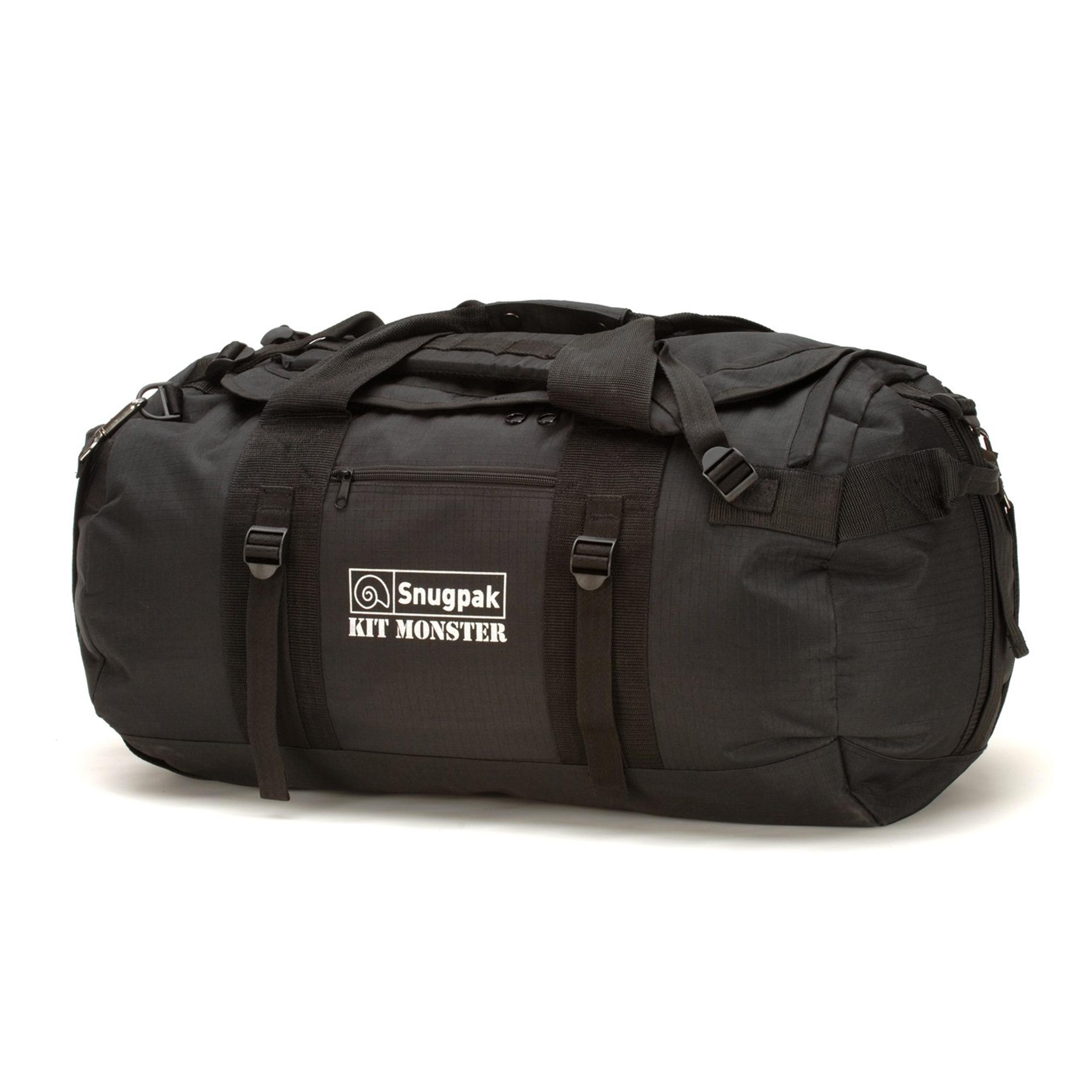 Snugpak Kit Monster Black 65L