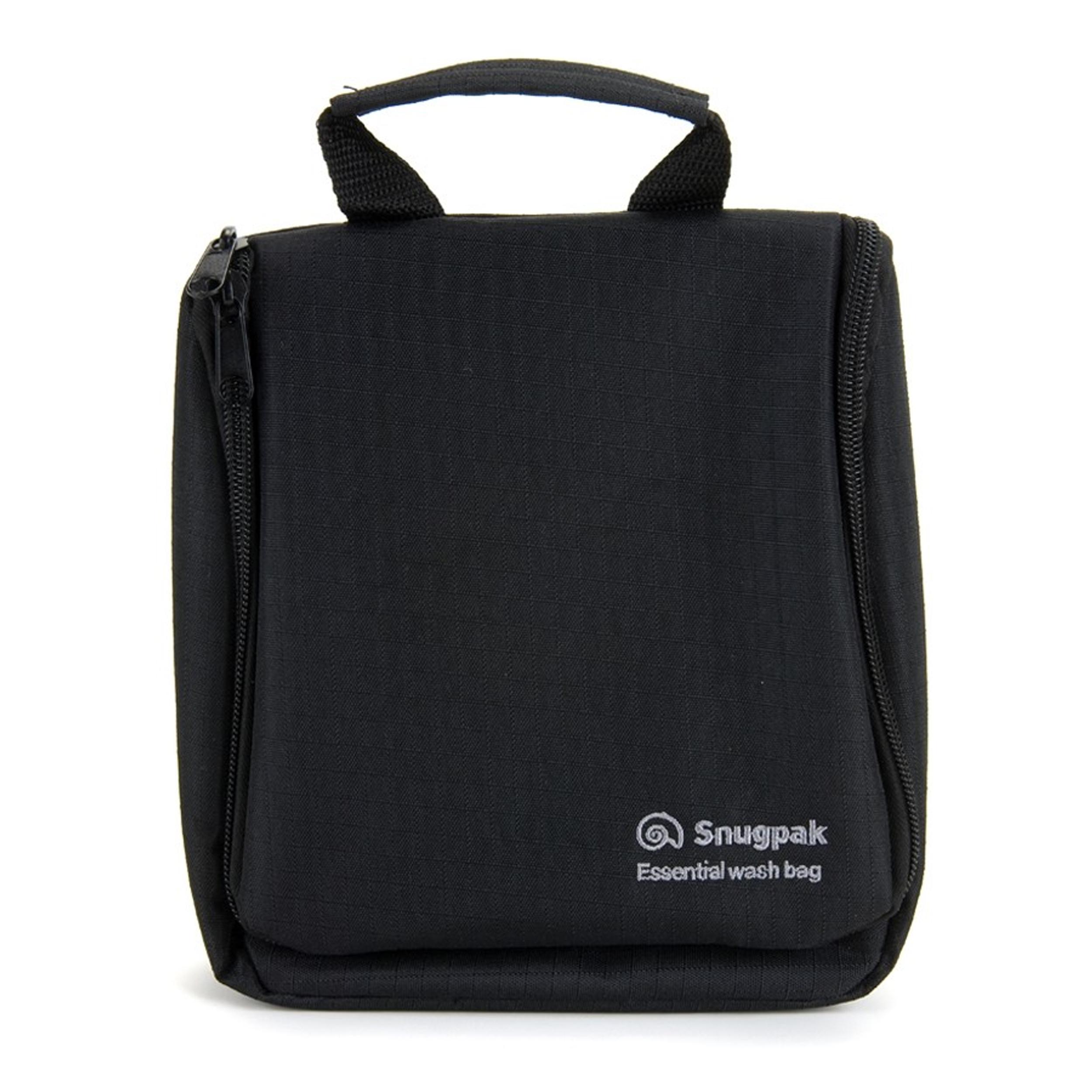 Snugpak Essential Washbag Black