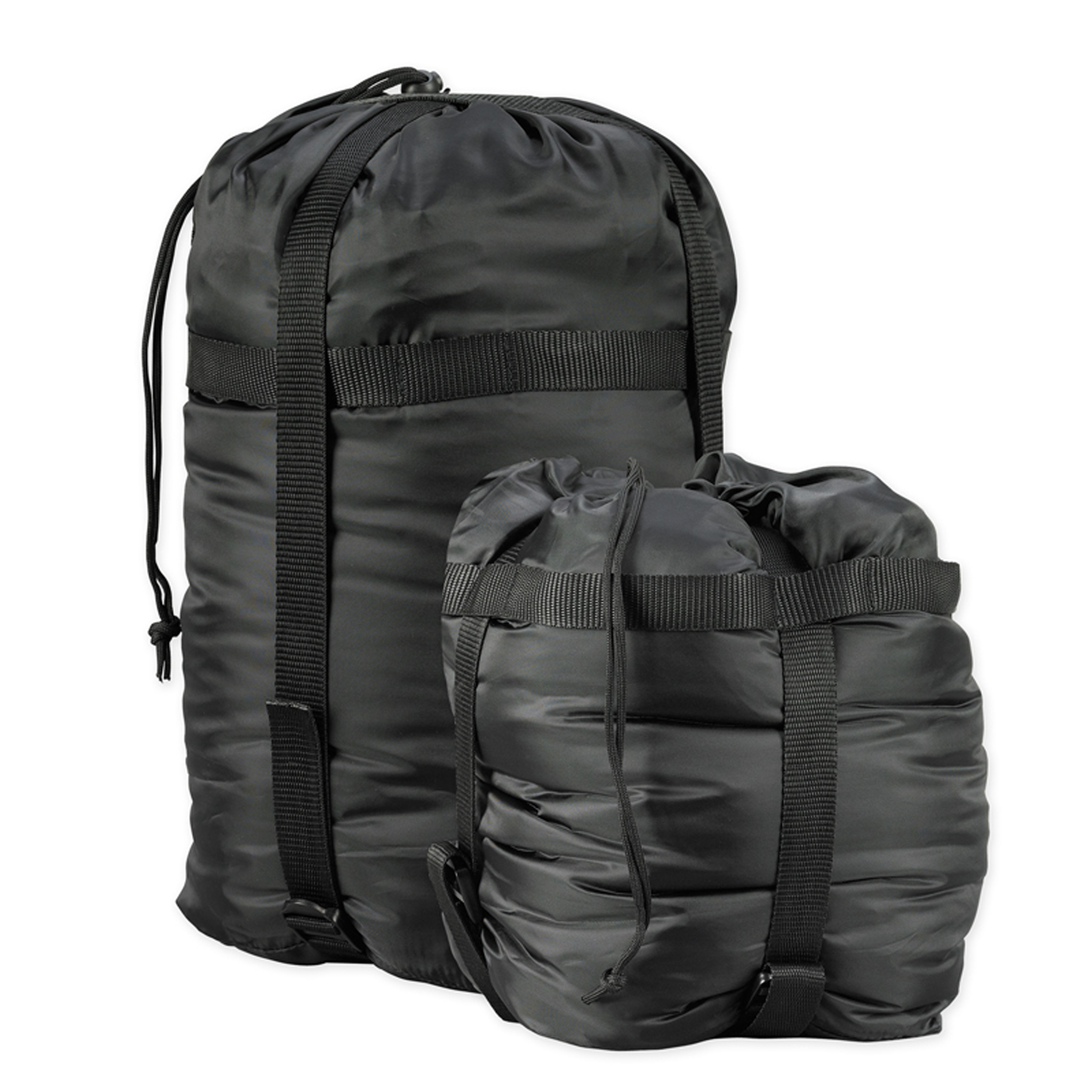 Snugpak Compression Stuff Sacks  Black  Large