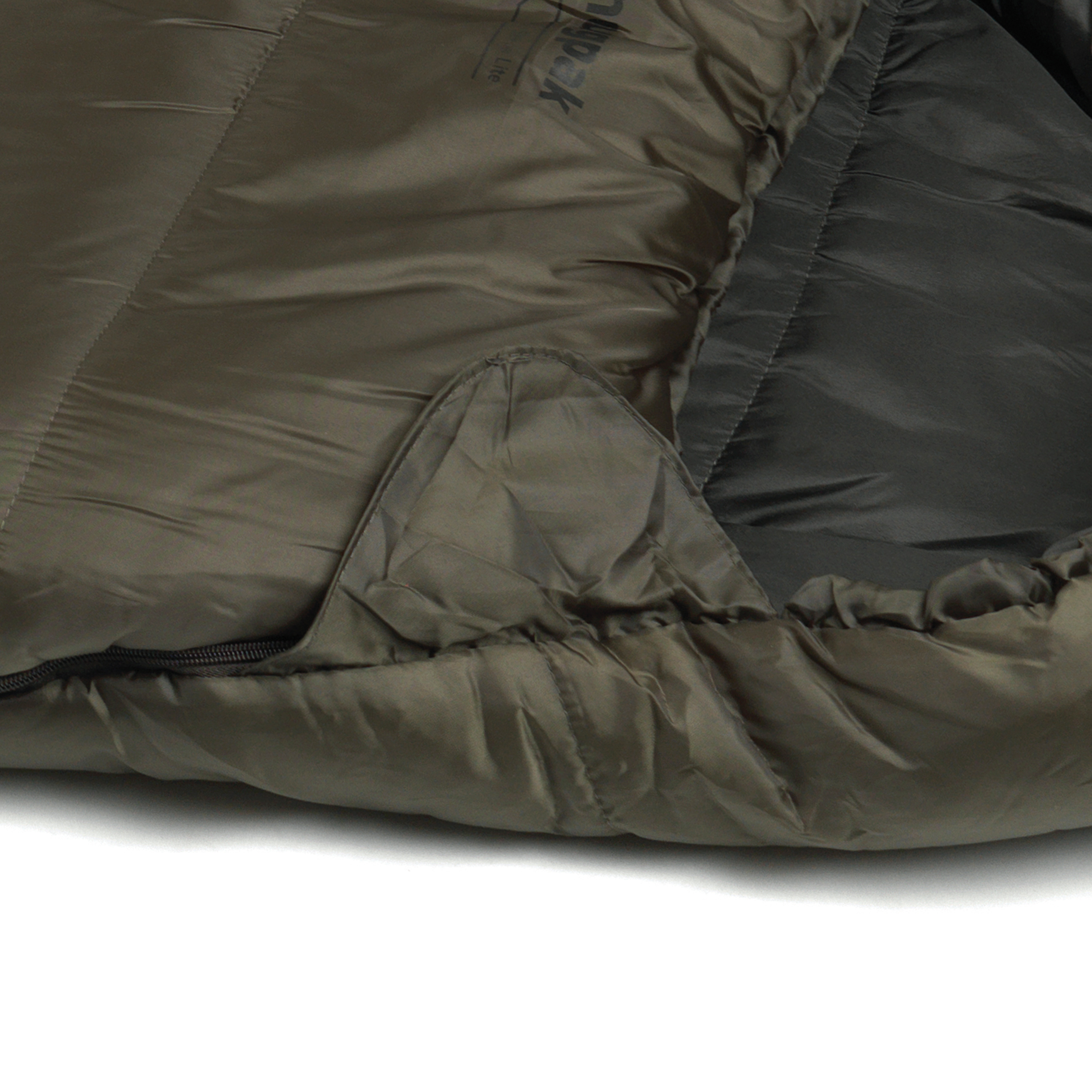 Snugpak-Basecamp-Ops-Sleeper-Expedition-Sleeping-Bag-4-Season-Insulated-Olive thumbnail 4