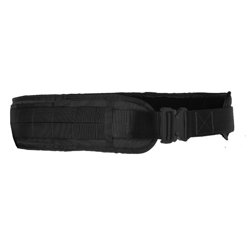 Tac Shield Warrior Belt - Low Profile Medium Black