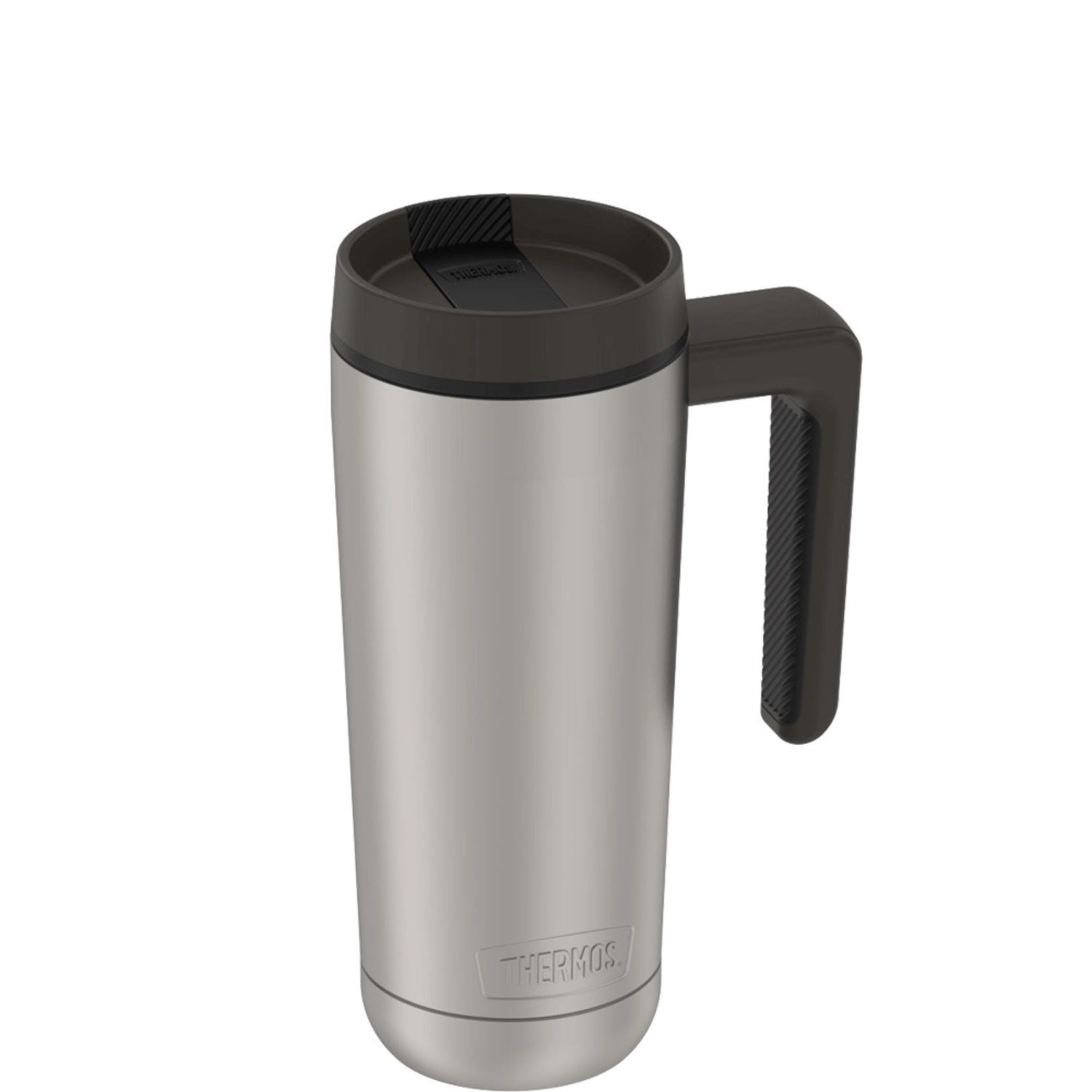 Thermos 18 oz Stainless Steel Mug Silver