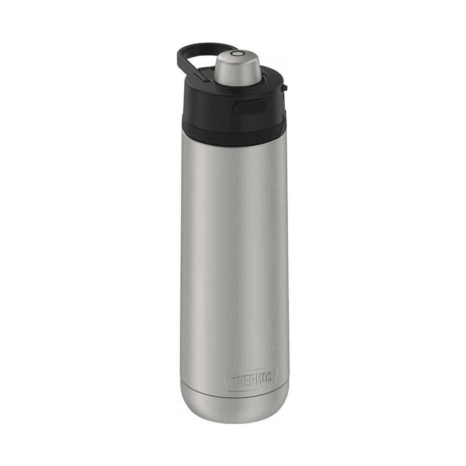 Thermos 24 oz Stainless Steel Hydration Bottle Silver