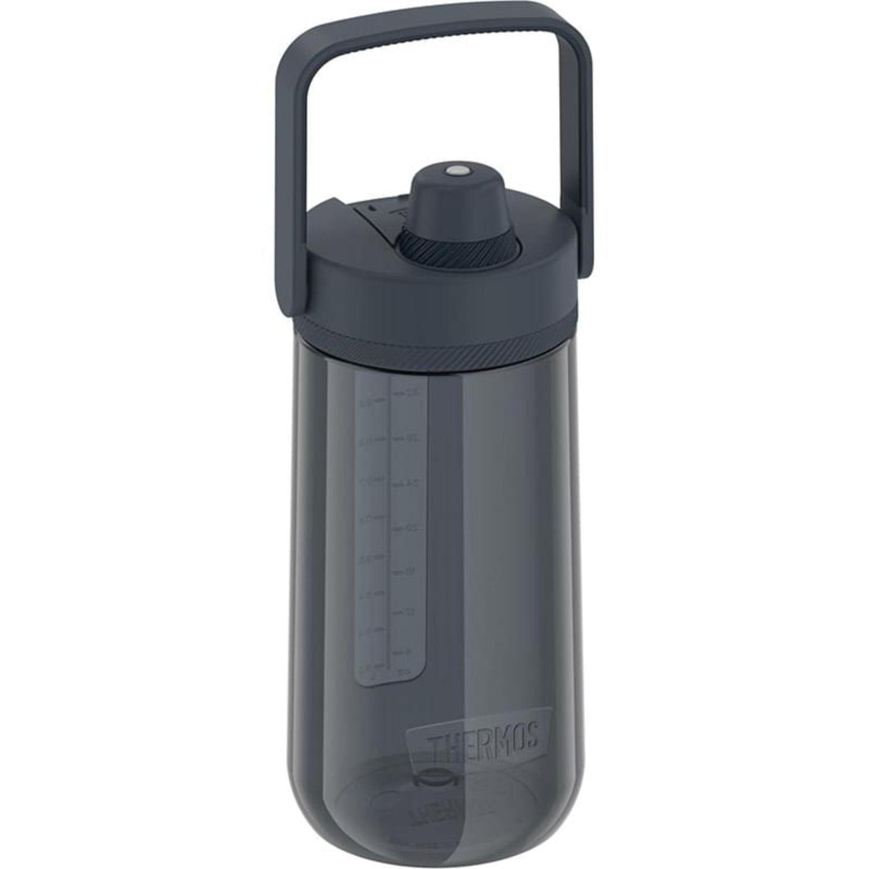 Thermos 40 oz Hard Plastic Hydration Bottle w Spout Blue