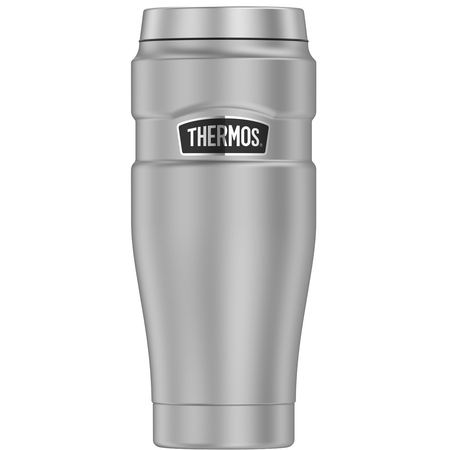Thermos 16 oz. Stainless Steel Travel Tumbler Silver