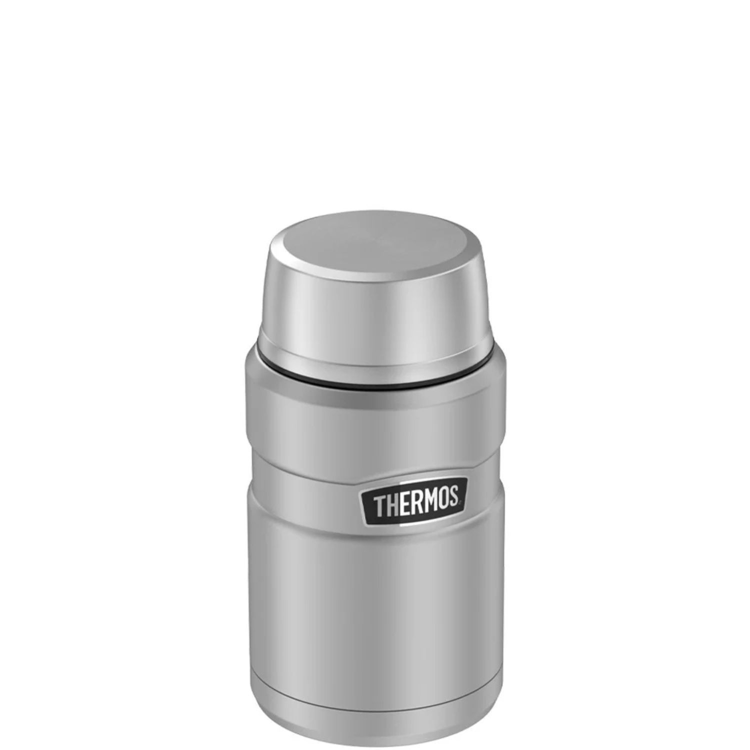 Thermos 24 oz Stainless Steel Food Jar Silver