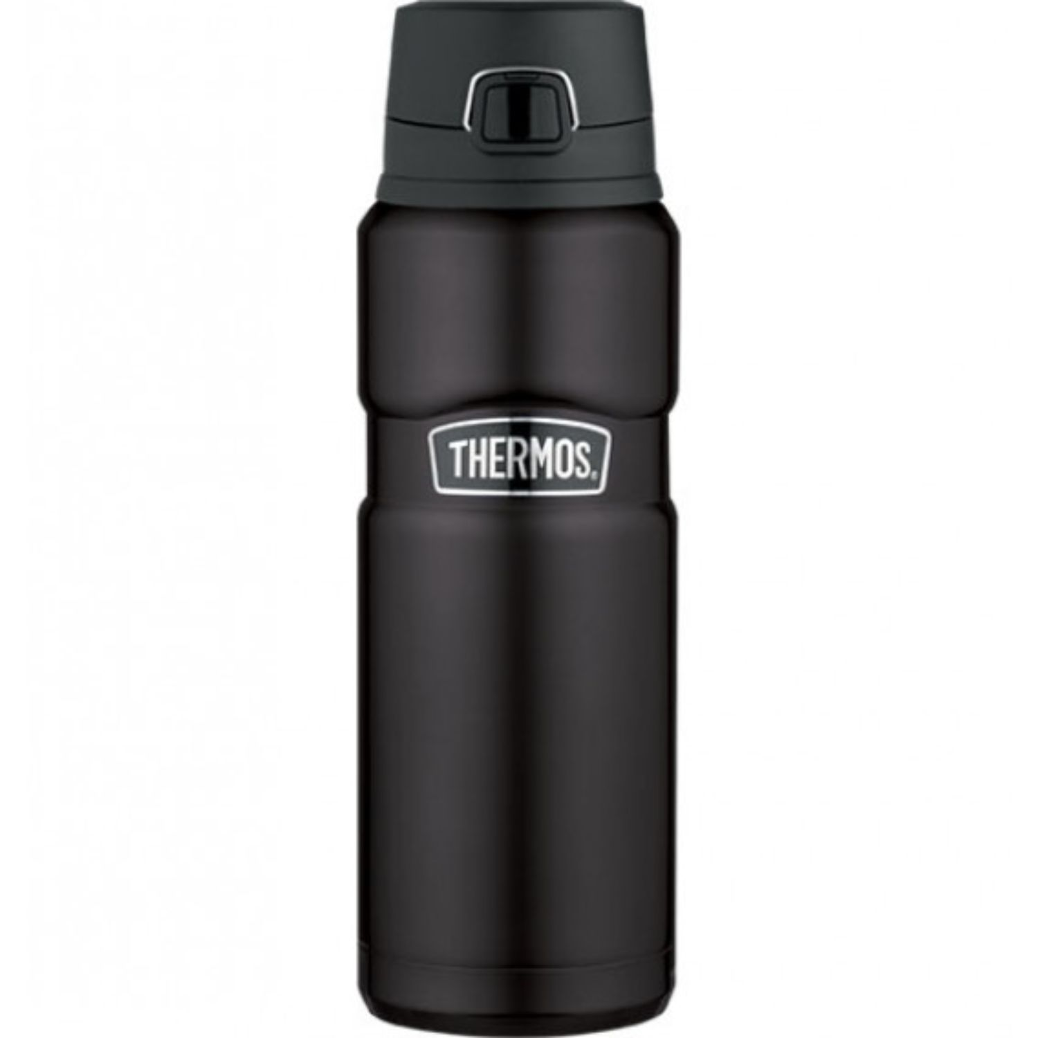 Thermos 24 oz Stainless Steel Drink Bottle Black