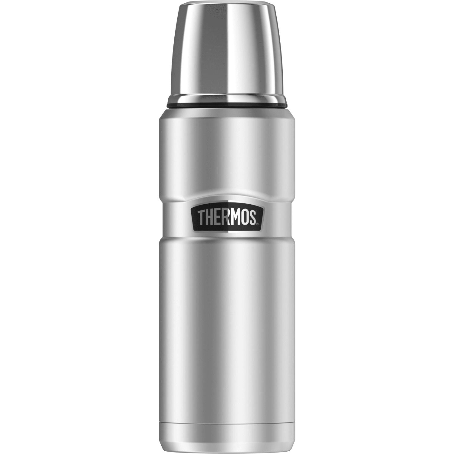 Thermos 16 oz Stainless Steel Compact Bottle Silver