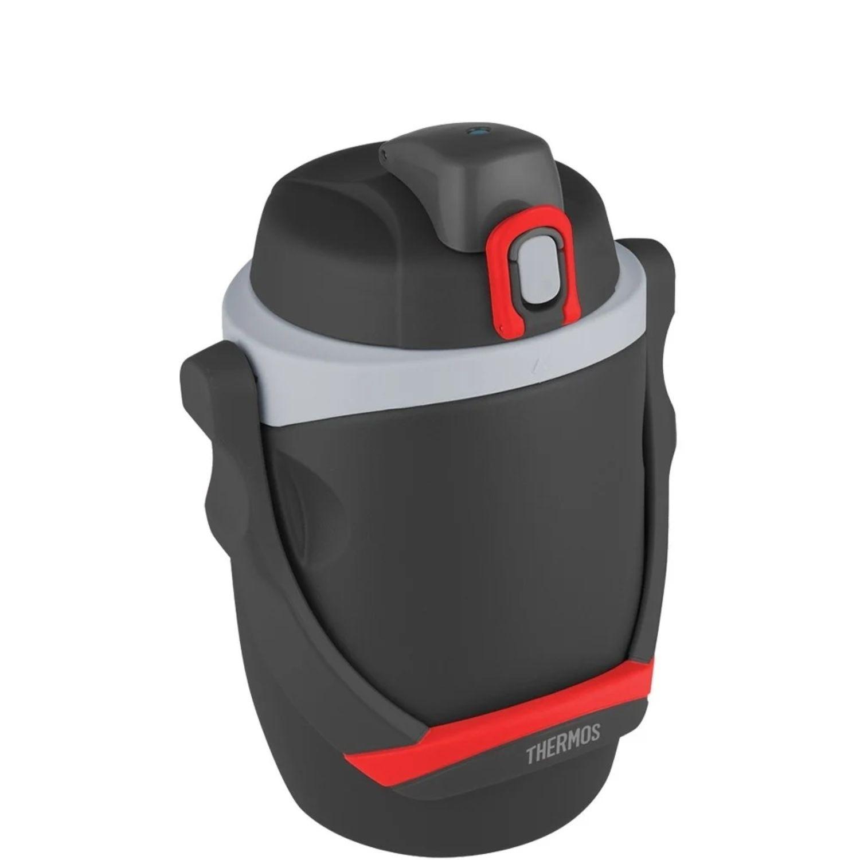 Thermos 64 oz BPA Free Hydration Bottle Black