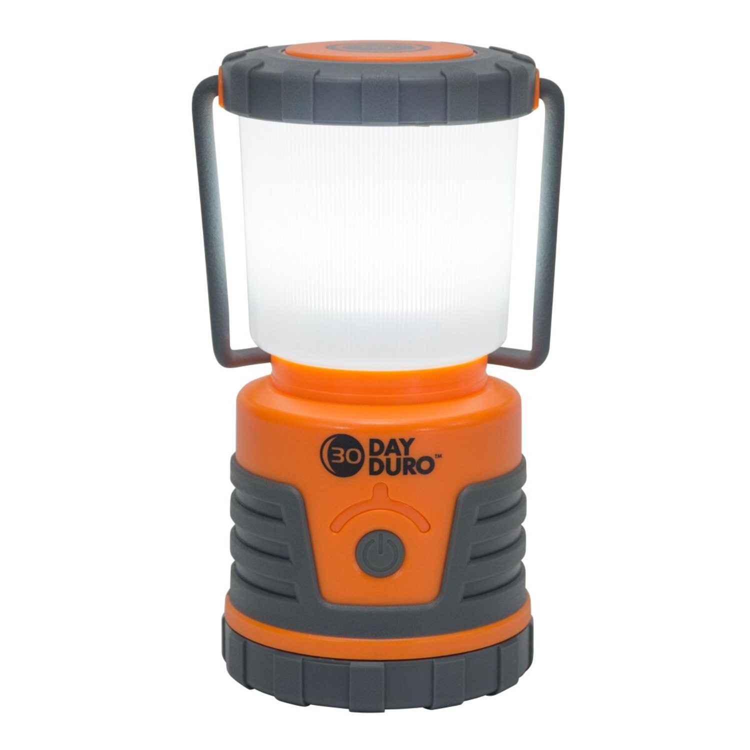 UST 30-Day Duro LED Lantern Orange