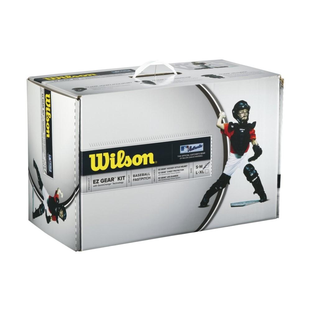 Wilson EZ Gear atrapasueños Kit Talla S M
