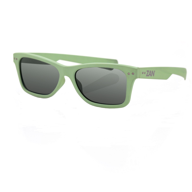 ZANheadgear Trendster Sunglass w-Mint Frame-Smoked Lenses